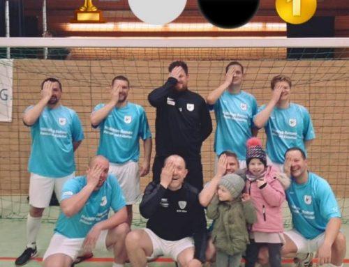 AH-Mannschaft SVS Turniersieg