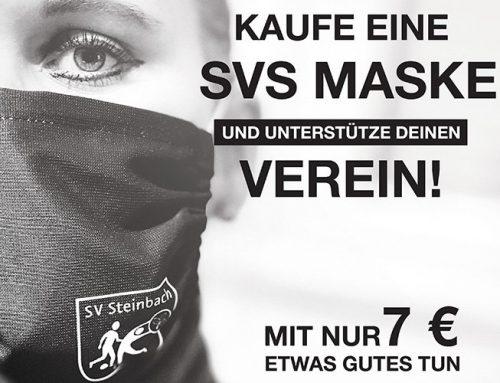 Die SVS Maske – Unterstütze deinen Verein