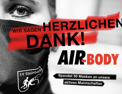 Wir sagen Danke: AIR-BODY