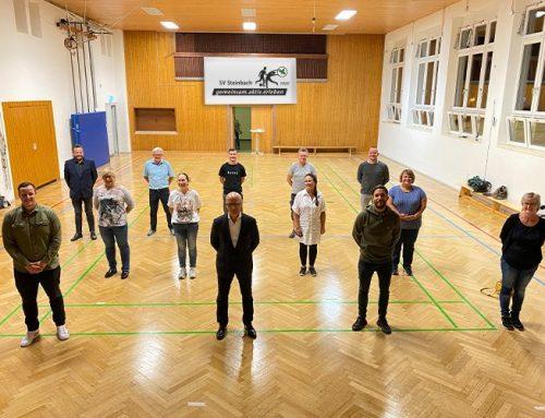 Bericht zur Mitgliederversammlung des Sportverein Backnang-Steinbach e.V. am 17.09.2021