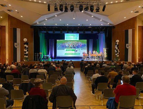 Festakt 100 Jahre SV Steinbach am 11. Oktober 2021 im Backnanger Bürgerhaus