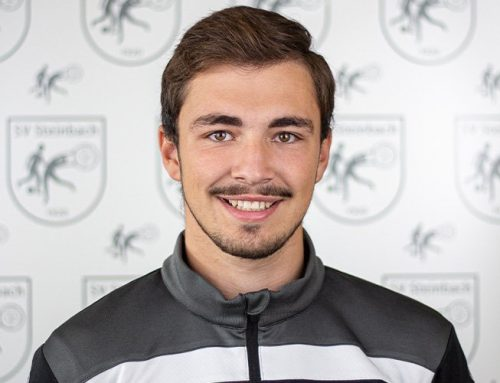 Marcel Hofer – neuer stellv. Abteilungsleiter der 1. und 2. Fußballmannschaft des SV Steinbach